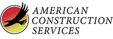 American Construction Services Logo